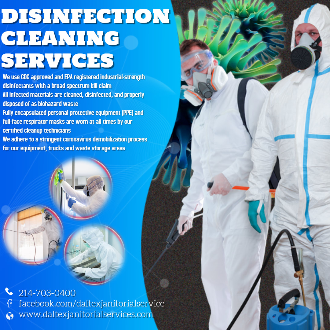 restaurant cleaning service for disinfection and sanitation solutions.